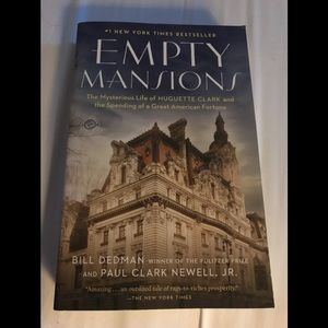 Empty Mansions New Paperback